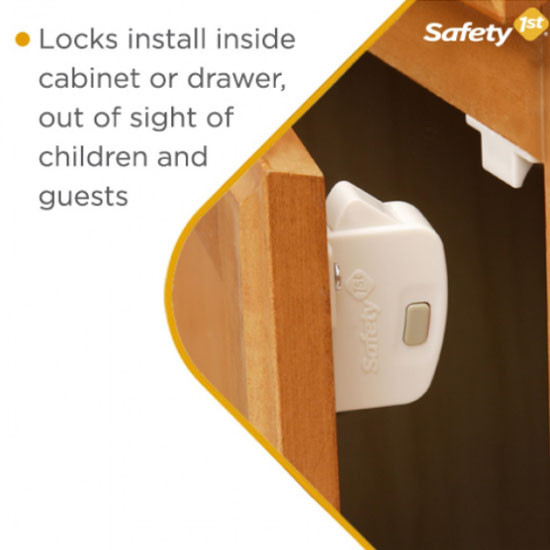 Safety 1st Complete Magnetic Locking System-4