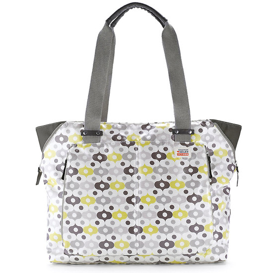 Skip Hop Jonathan Adler Light and Luxe Diaper Tote - Abacus