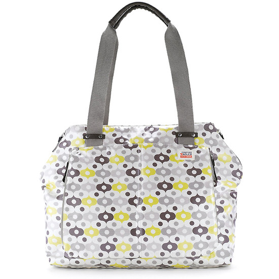 Skip Hop Jonathan Adler Light and Luxe Diaper Tote - Abacus-2