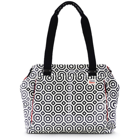Skip Hop Jonathan Adler Light and Luxe Diaper Tote - Nixon-2