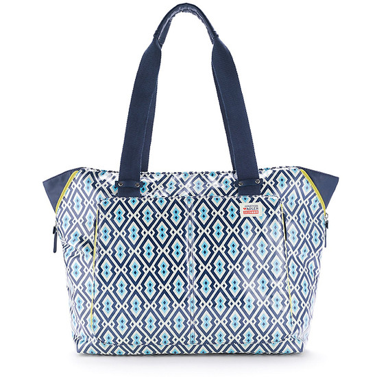 Skip Hop Jonathan Adler Light and Luxe Diaper Tote - Syrie