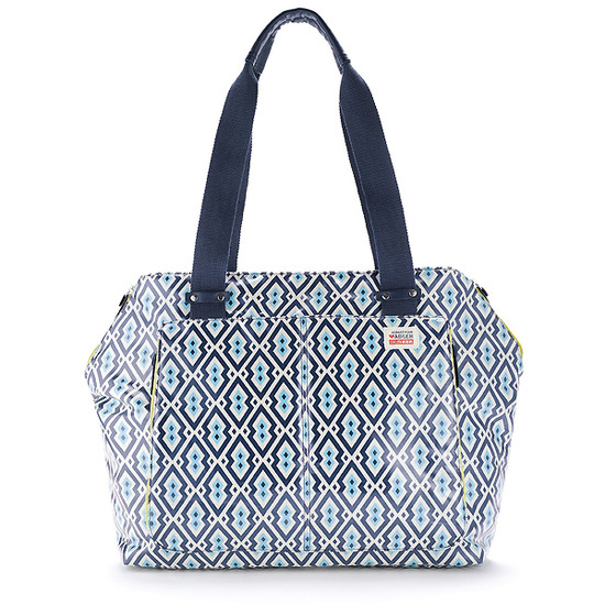 Skip Hop Jonathan Adler Light and Luxe Diaper Tote - Syrie-2