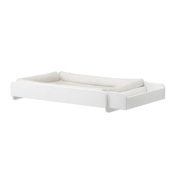 STOKKE Home Changer with Mattress - White