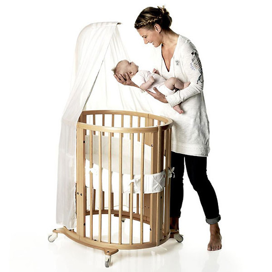 STOKKE Sleepi Mini Bundle with Mattress - Natural