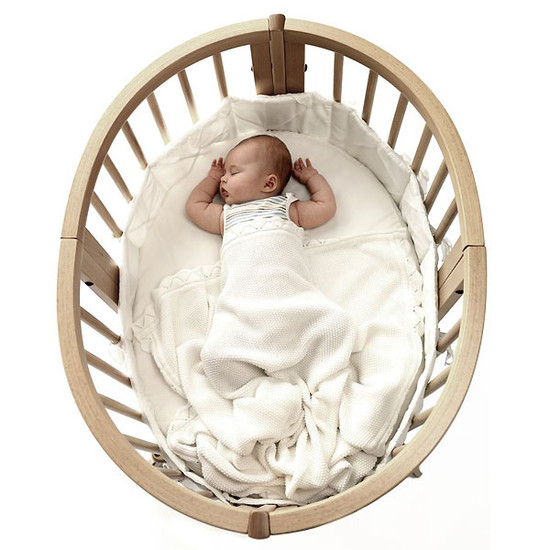 STOKKE Sleepi Mini Bundle with Mattress - Natural-2