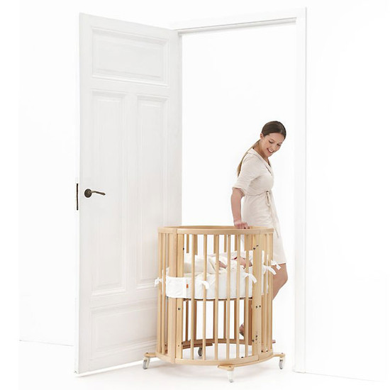 STOKKE Sleepi Mini Bundle with Mattress - Natural-4