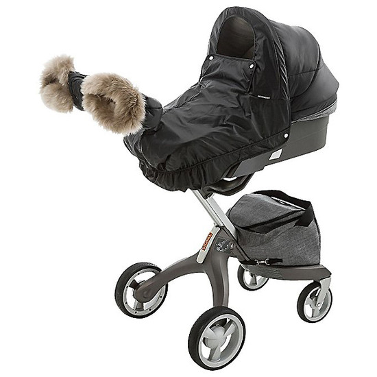 STOKKE Xplory Winter Kit - Black -2