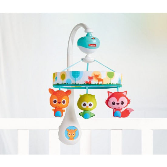 Tiny Love Tiny Friends Lullaby Mobile -4