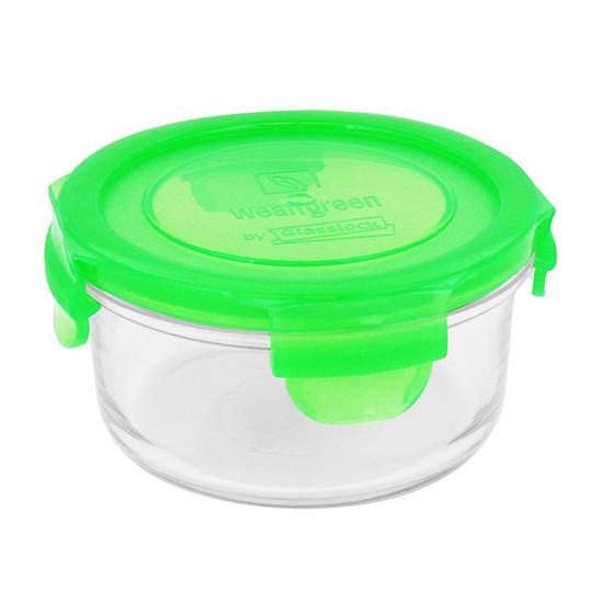Wean Green Lunch Bowl - Blue-2