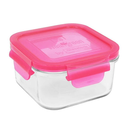 Wean Green Lunch Cube - Orange-2