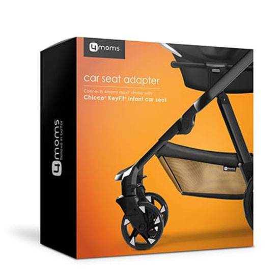 4moms Infant Car Seat Adapter - Chicco KeyFit -2
