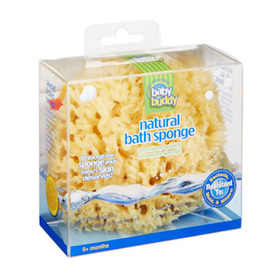 Baby Buddy Natural Bath Sponge-2