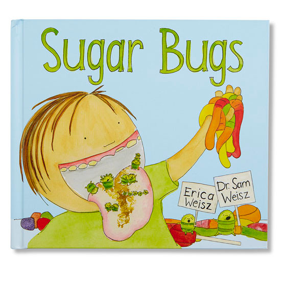 Baby Buddy Sugar Bugs Book