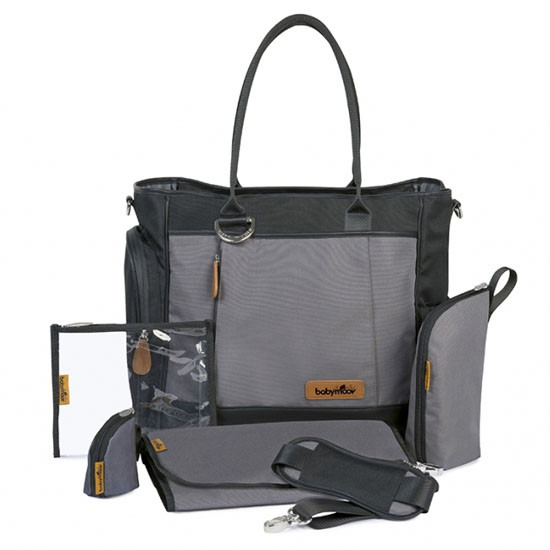 babymoov Essential Bag - Black-2
