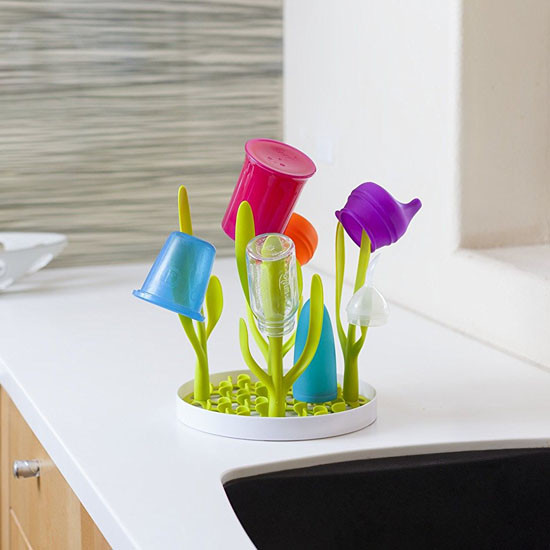 Boon SPRIG Countertop Drying Rack-3