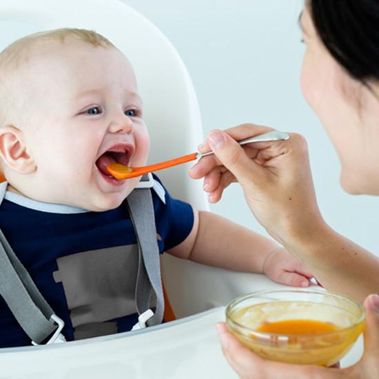 Boon Swap 2-in-1 Feeding Spoon - Blue/Green-3