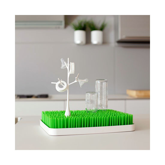Boon Twig Grass And Lawn Drying Rack Accessory - White-2