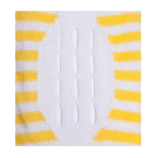 Crawlings Baby Knee Pad - Yellow Bandage -3