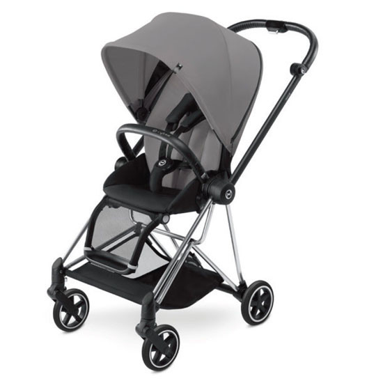 CYBEX MIOS Colorpack and Comfort Inlay - Manhattan Grey