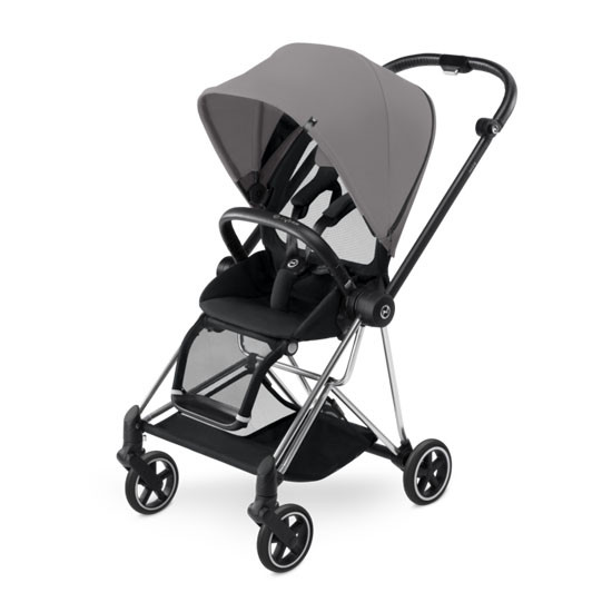 CYBEX MIOS Colorpack and Comfort Inlay - Manhattan Grey -2