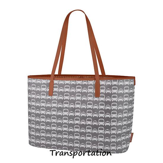 DwellStudio Madison Diaper Bag - Transportation