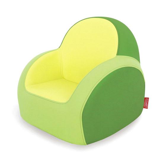 Dwinguler Dwinguler Sofa - Lime Green-2