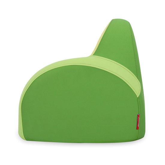 Dwinguler Dwinguler Sofa - Lime Green-3