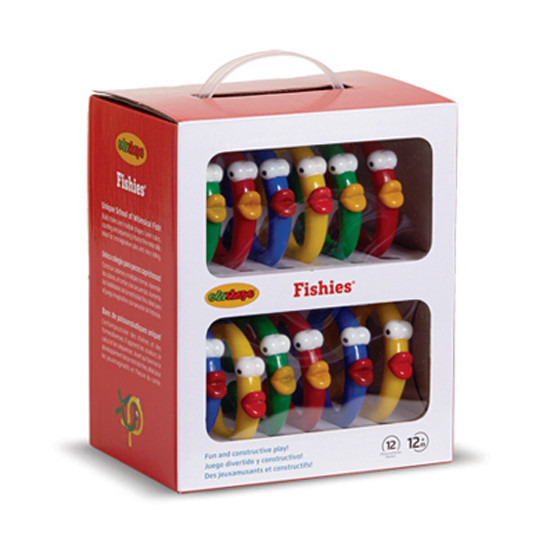 edushape Fishies - 12 Piece-3