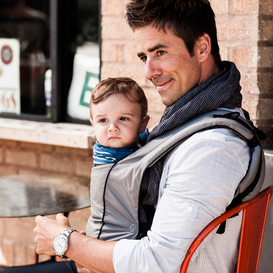 Ergo Baby Travel Baby Carrier - Urban Chic Graphite-3