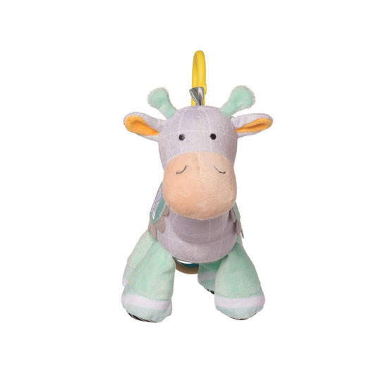 Manhattan Toy Playtime Plush Giraffe Travel Toy-2