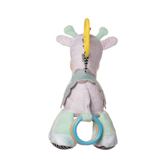 Manhattan Toy Playtime Plush Giraffe Travel Toy-3