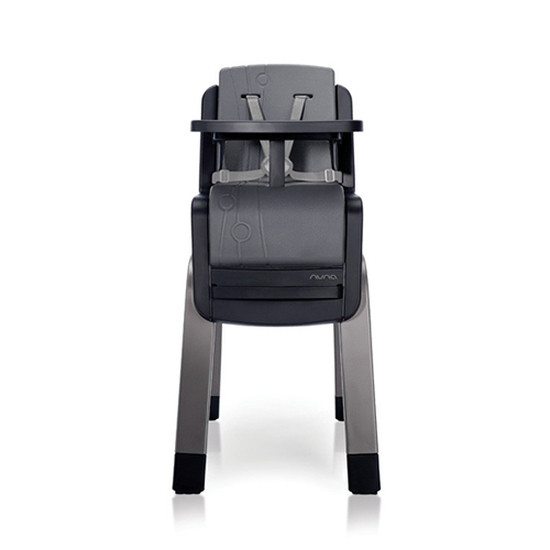 Nuna Zaaz Highchair - Pewter