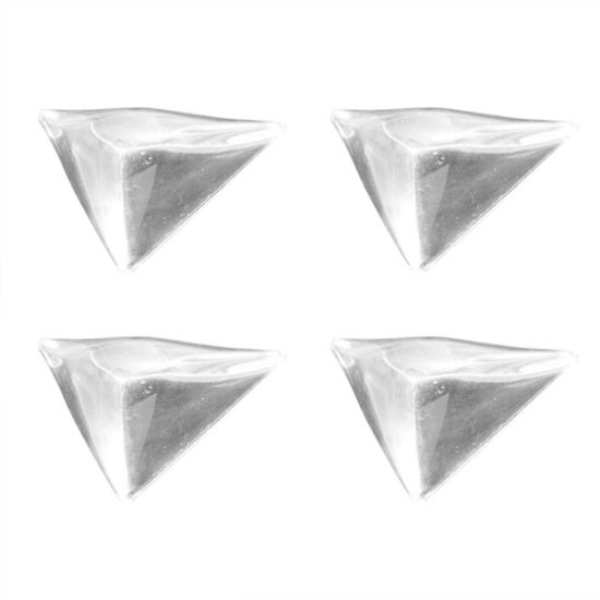 Safety 1st Clearly Soft Corner Guards - 4 Pack-2