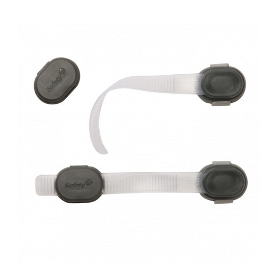 Safety 1st Custom Fit All Purpose Strap - 2 Pack-3