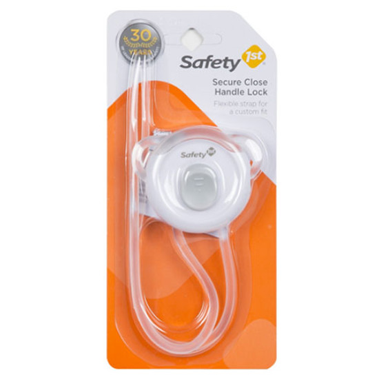 Safety 1st Secure Close Handle Lock - White