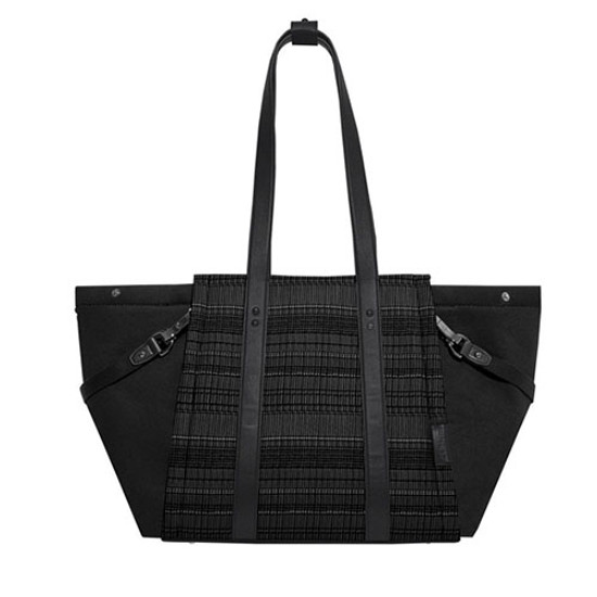 Skip Hop Highline Diaper Tote - Black Granite