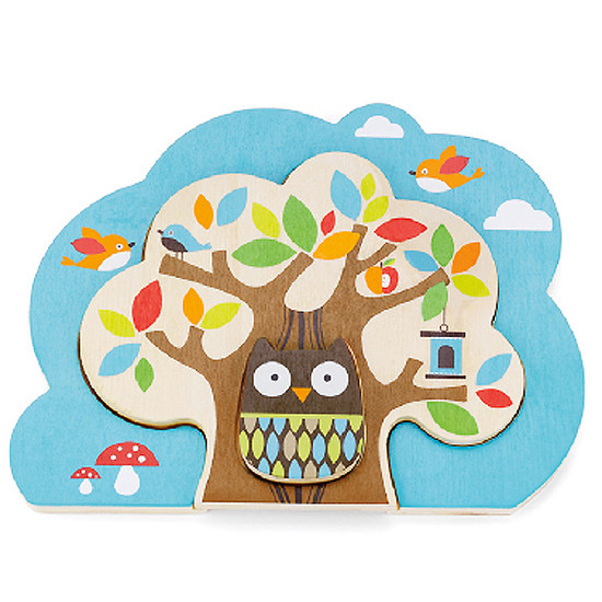 Skip Hop Treetop Friends Nesting Tree Puzzle