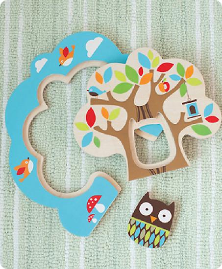Skip Hop Treetop Friends Nesting Tree Puzzle-2