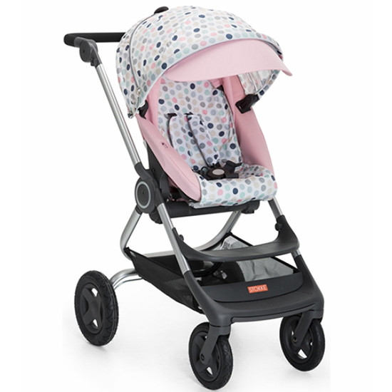 STOKKE Scoot Stroller Style Kit - Soft Dots