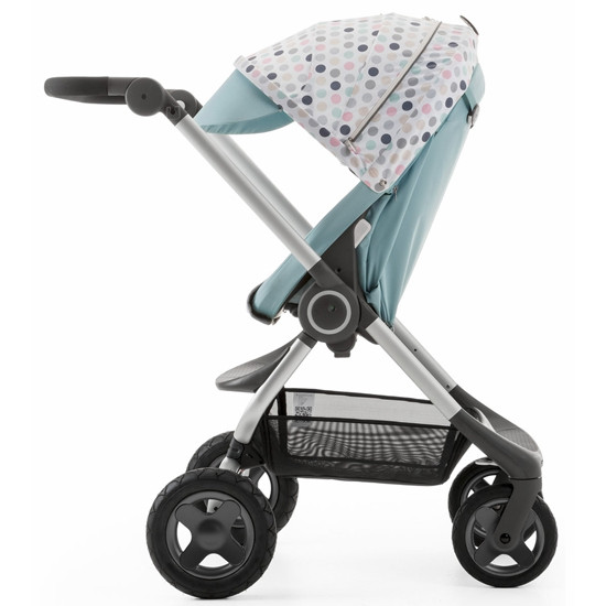 STOKKE Scoot Stroller Style Kit - Soft Dots -2