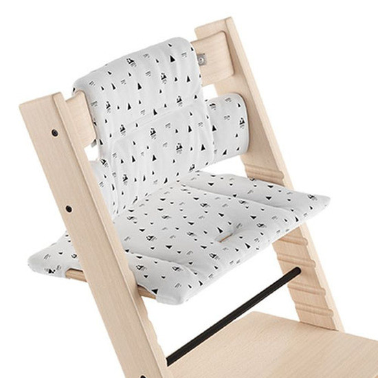 STOKKE Tripp Trapp Cushion - White Mountains
