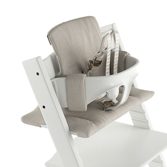 STOKKE Tripp Trapp Cushion - Timeless Grey