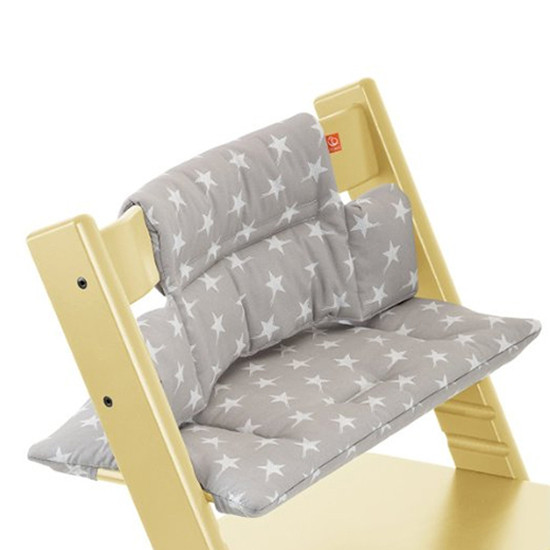 STOKKE Tripp Trapp Cushion - Grey Star