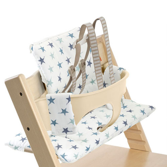 STOKKE Tripp Trapp Cushion - Aqua Star
