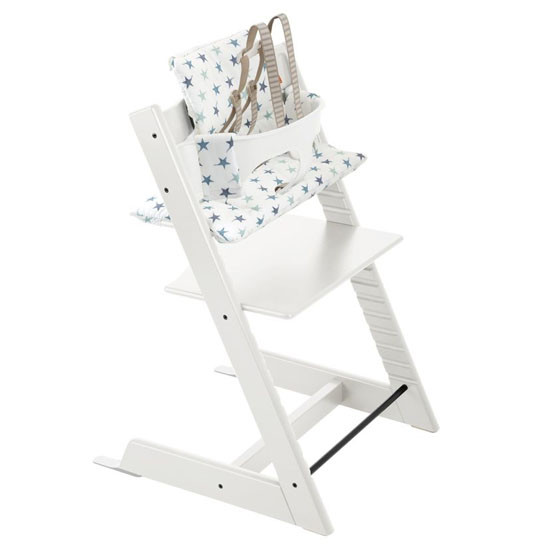 STOKKE Tripp Trapp Cushion - Aqua Star-3