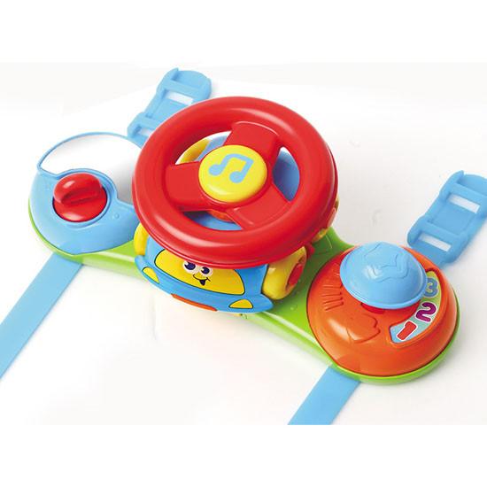 B Kids Baby Drive'N Push Racer-2