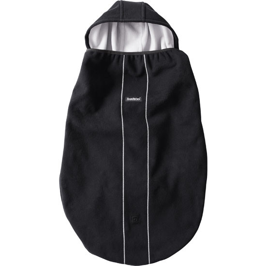 Baby Bjorn Baby Carrier Cover - City Black