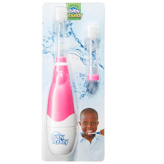 Baby Buddy Sonic 360 Toothbrush - Pink-2