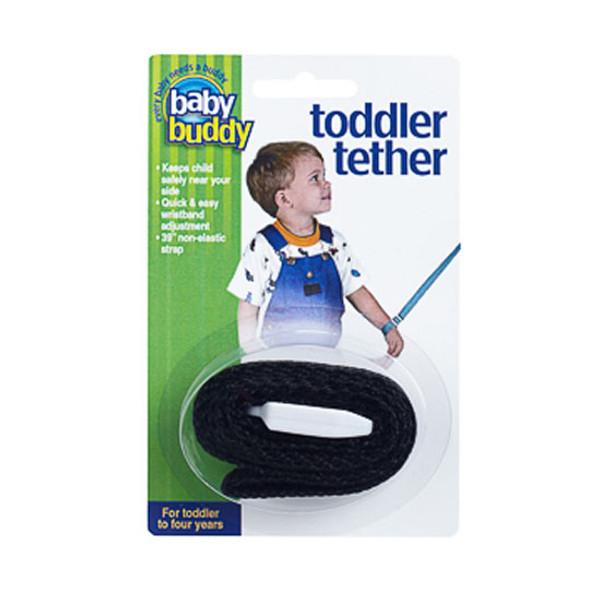 Baby Buddy Toddler Tether - Black