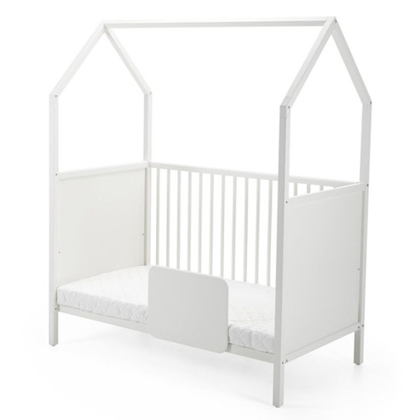 STOKKE Home Bed - White-3